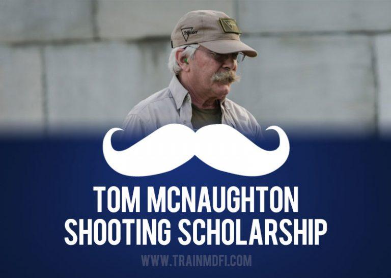 Tom McNaughton Shooting Scholarship