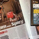 JPX Pepper Gun: Mmm… Spicy