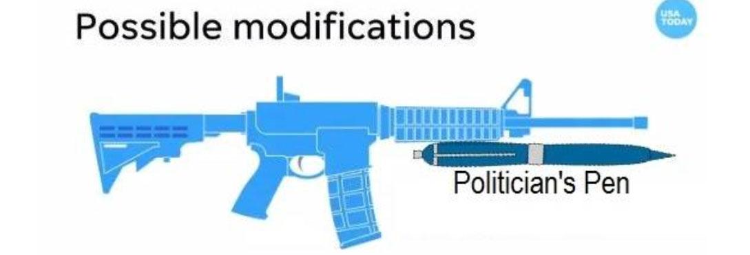 Politicians Pens