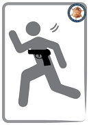 Handgun Cover + Movement