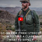 Gunfighter Cast w/ Erik Utrecht: How to Take a Class and What to Expect