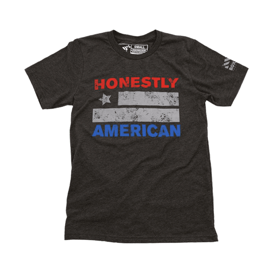 Boxer Tactical Honestly American