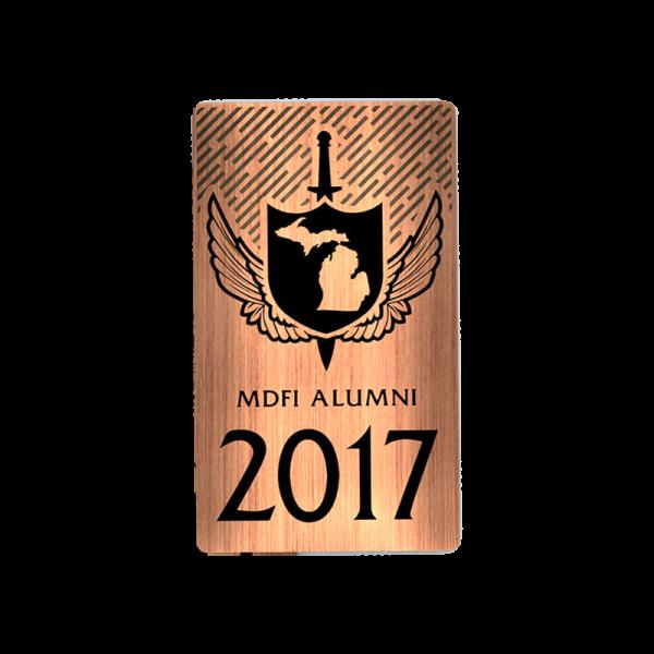 2017 Alumni Card
