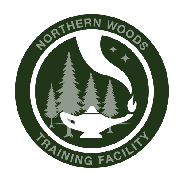 Northern Woods Training Facility Sticker